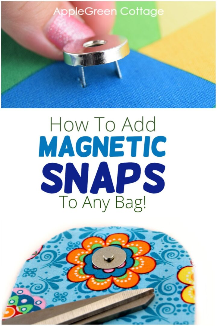magnetic snaps tutorial