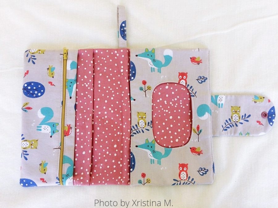 ultimate diaper clutch sewing pattern