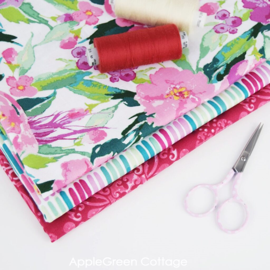 learn to sew fabric