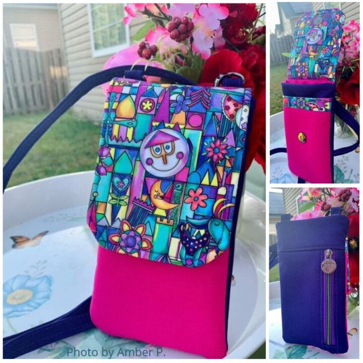 cell phone bag pattern