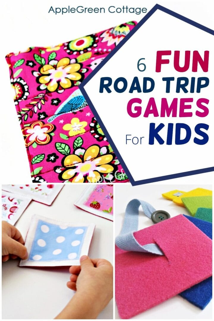 best car travel games for kids