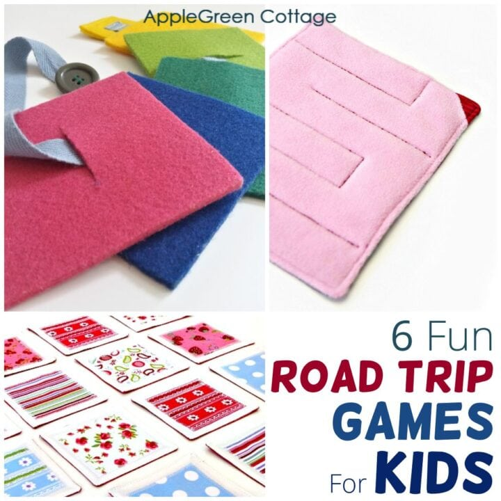 road trip games kids