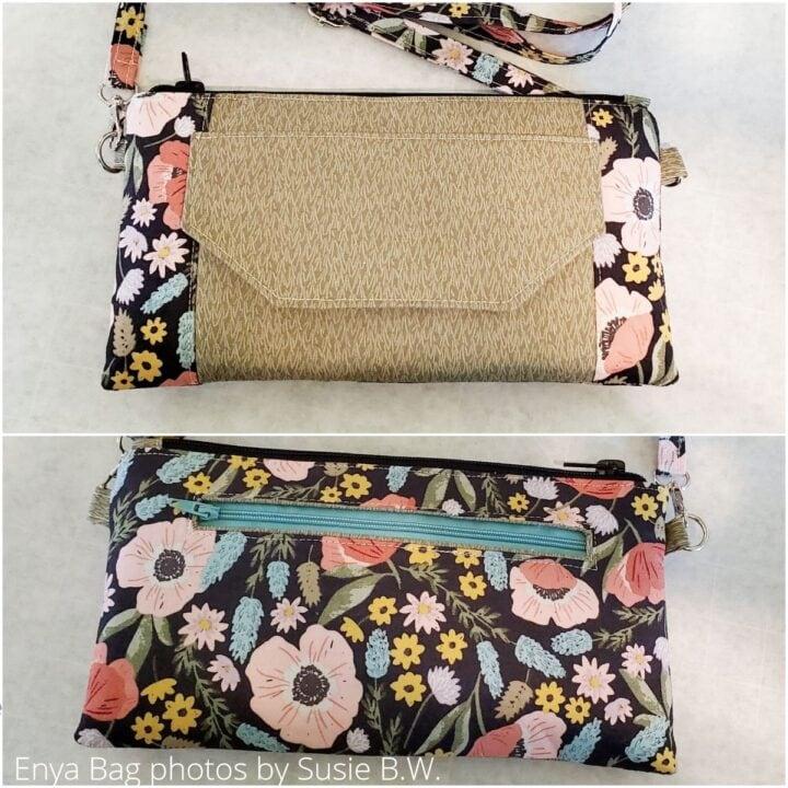 enya wallet bag sewn