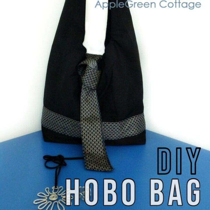 diy hobo bag to sew