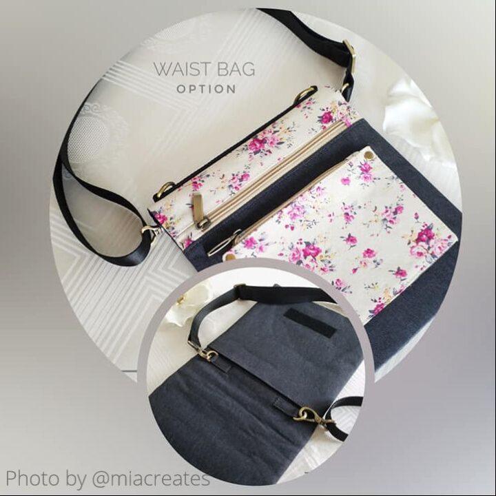 waist bag purse pattern
