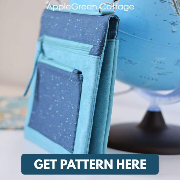 buy crossbody purse pattern