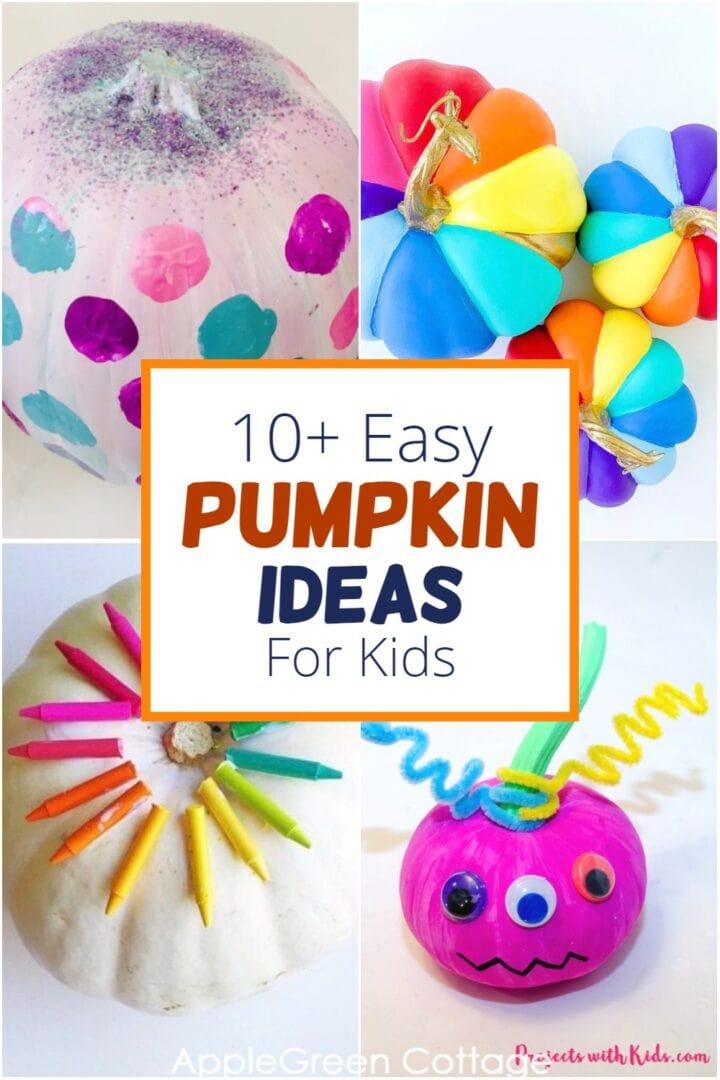 pumpkin decorating ideas for fall