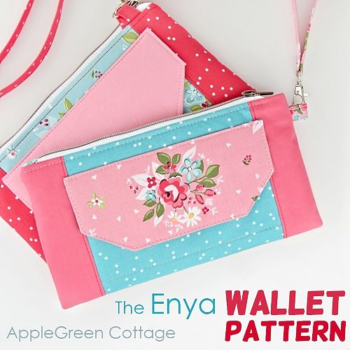 Enya Wristlet Pattern – In Rhapsody