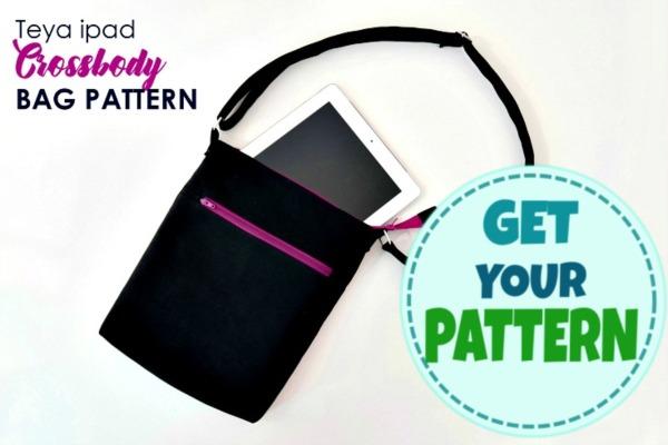 small crossbody bag pattern